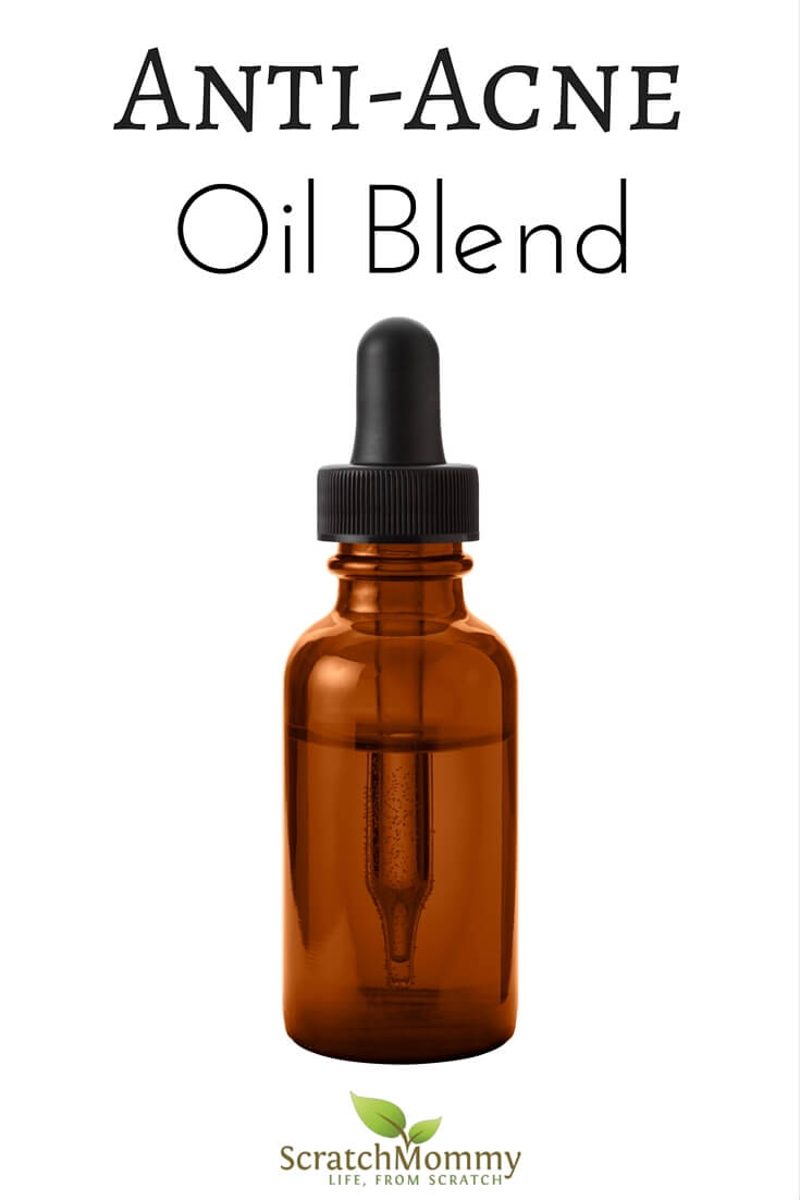 Anti Acne Oil Blend Recipe Scratch Mommy