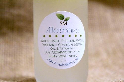 Aftershave Spray