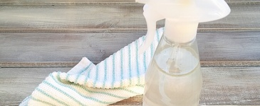 DIY Toilet Bowl Cleaner (non-toxic & it WORKS!)