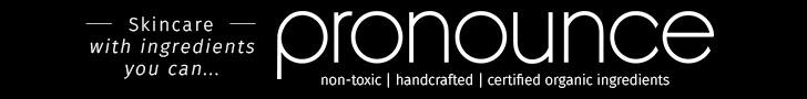 Pronounce Skincare Banner