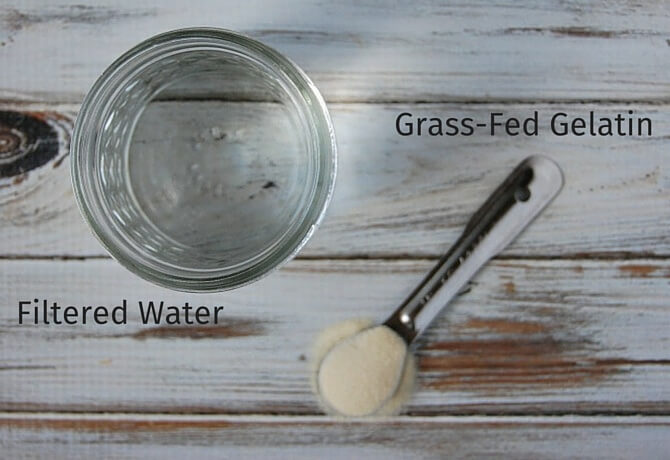 DIY Hair Gel Recipe (non-toxic, easy, and it works)!- Scratch Mommy