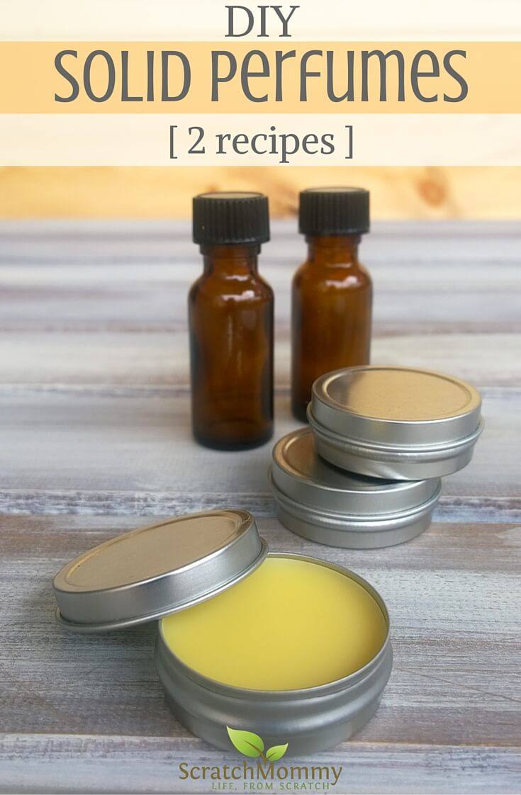 Solid perfume recipes with essential oils scratch mommy facebook forumfinder Image collections