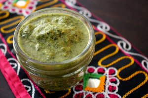 Indian Mint Chutney (fresh, fragrant, and so versatile!)- Scratch Mommy
