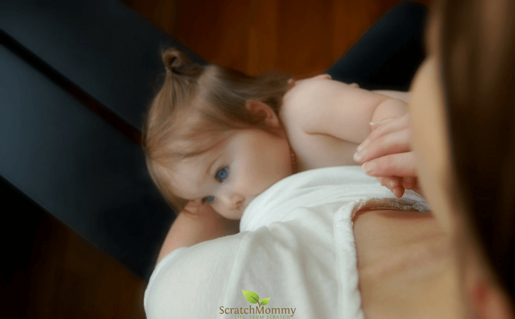 Breastfeeding can be difficult! Come discover our favorite 9 herbs that benefit breastfeeding - Scratch Mommy