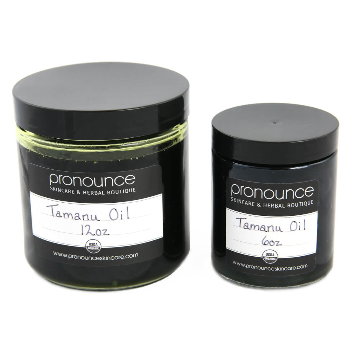 Certified Organic Tamanu Oil 2 Sizes Pronounce Skincare & Herbal Boutique