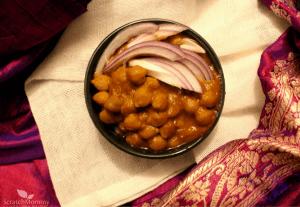 Instant Pot Chana Masala